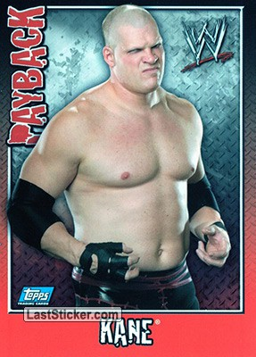 Kane (RAW SUPERSTARS)