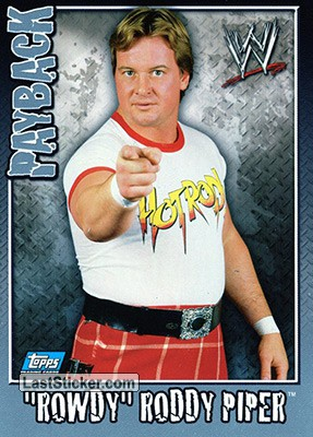 Rowdy Roddy Piper (LEGENDS)