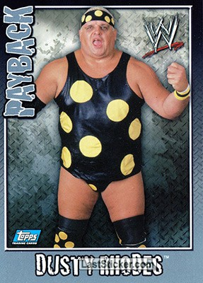 Dusty Rhodes (LEGENDS)