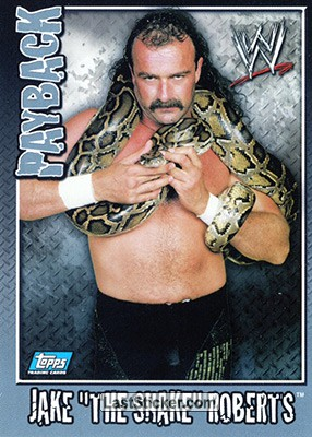 "Jake ""The Snake"" Roberts (LEGENDS)"