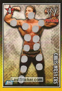 Chris Masters (BODY-BLOW CARDS)