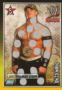 John Cena (BODY-BLOW CARDS)