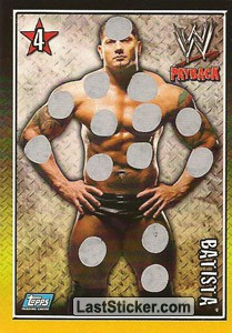 Batista (BODY-BLOW CARDS)