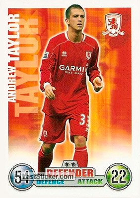 Andrew Taylor (Middlesbrough)