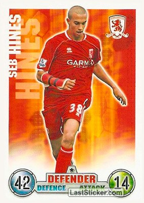 Seb Hines (Middlesbrough)