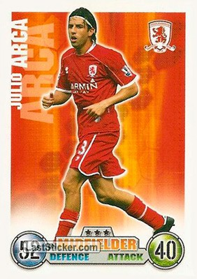Julio Arca (Middlesbrough)