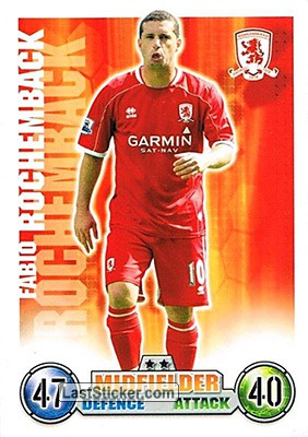 Fabio Rochemback (Middlesbrough)