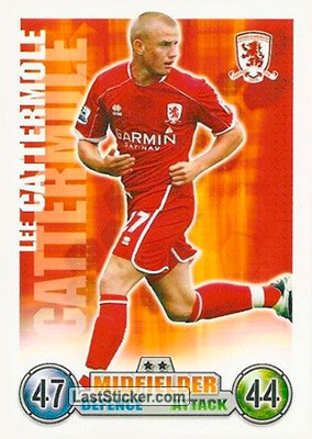 Lee Cattermole (Middlesbrough)
