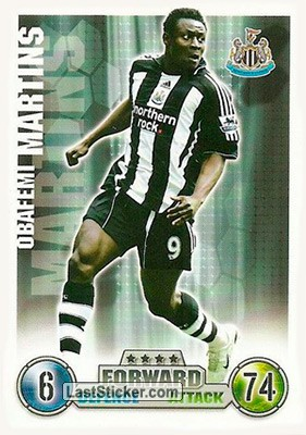 Obafemi Martins (Newcastle)