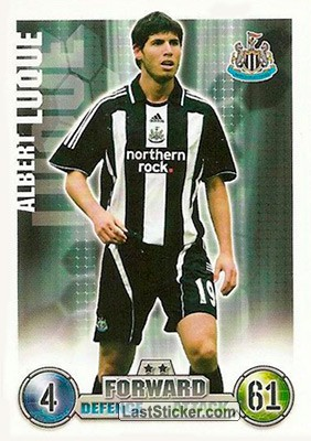 Albert Luque (Newcastle)
