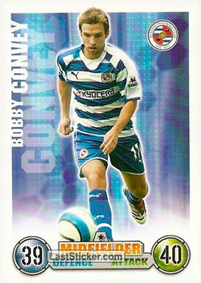 Bobby Convey (Reading)