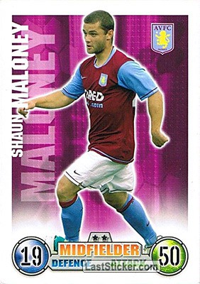 Shaun Maloney (Aston Villa)