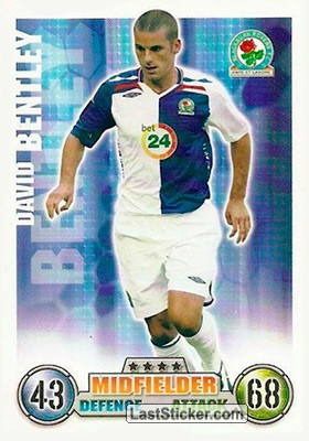 David Bentley (Blackburn)