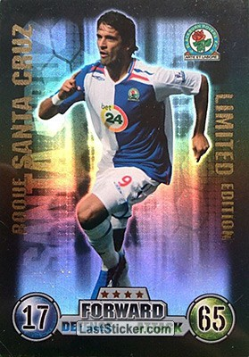 Roque Santa Cruz (Blackburn)