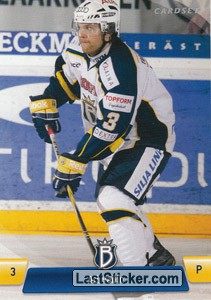 Ari Vallin (Blues Espoo)