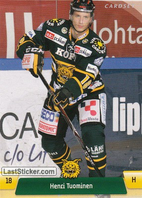 Henri Tuominen (Ilves Tampere)