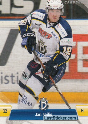 Jari Sailio (Blues Espoo)