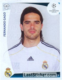 Fernando Gago (Real Madrid CF)