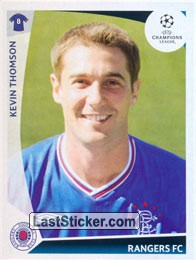 Kevin Thomson (Rangers FC)
