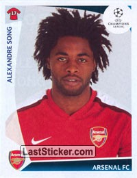Alexandre Song (Arsenal FC)