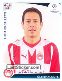 Luciano Galletti (Olympiacos FC)