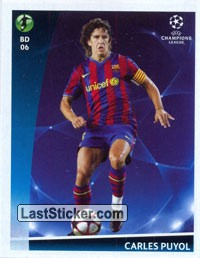Carles Puyol (UEFA Club Football Awards)