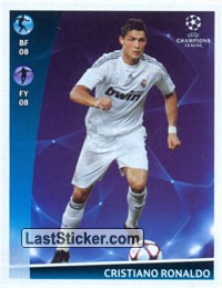 Cristiano Ronaldo (UEFA Club Football Awards)