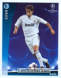 Raúl (UEFA Club Football Awards)
