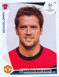 Michael Owen (Manchester United FC)