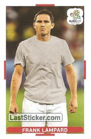 Frank Lampard (Groupe Stage D   SWE - ENG)