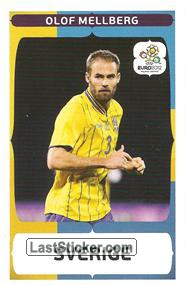Olof Mellberg (Groupe Stage D   SWE - ENG)
