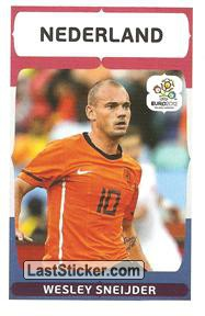 Wesley Sneijder (Groupe Stage B   POR - NED)