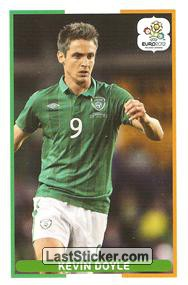 Kevin Doyle (Groupe Stage C   ITA - IRL)