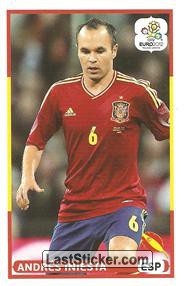 Andres Iniesta (Indispensable)