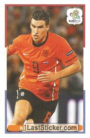 Kevin Strootman (Groupe Stage B   NED - DEN)