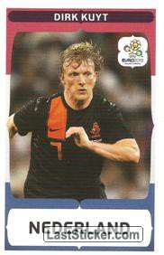 Dirk Kuyt (Groupe Stage B   NED - GER)