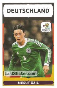 Mesut Ozil (Groupe Stage B   NED - GER)