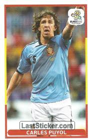 Carles Puyol (Groupe Stage C   ESP - IRL)