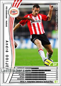 Andre Ooijer (PSV Eindhoven)