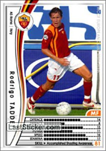 Rodrigo Taddei (AS Roma)