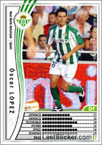 Qscar Lopez (Real Betis)