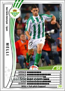Melli (Real Betis)