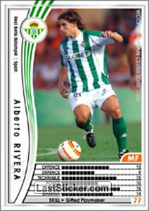 Alberto Rivera (Real Betis)