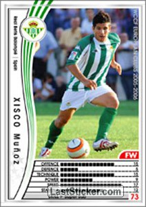 Xisco Munoz (Real Betis)