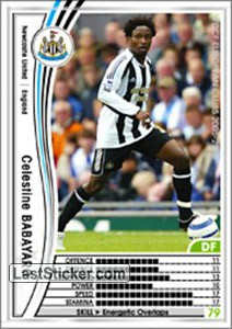 Celestine Babayaro (Newcastle United)