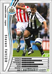 Steven Taylor (Newcastle United)