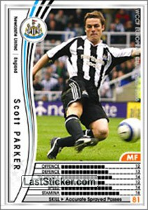 Scott Parker (Newcastle United)