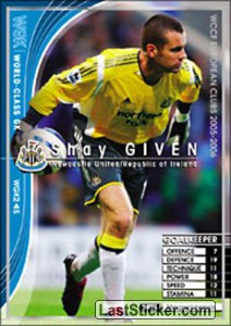 Shay Given (Newcastle United)