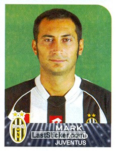 Mark Iuliano (Juventus)