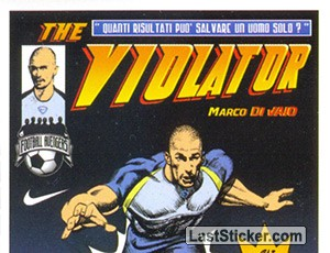 Marco Di Vaio (puzzle 1) (Football Avengers)